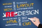 Re-Design Ihrer bestehenden Webseite
